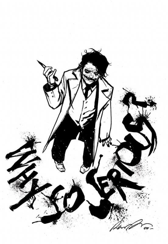 Dark Knight Movie Joker By Albuquerque In Ray Blancos Rafael